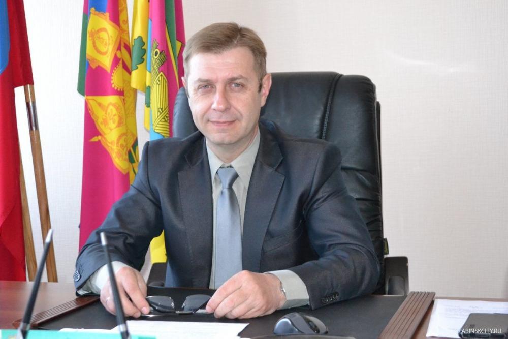 Глава Абинского района Кубани подал в отставку раньше срока