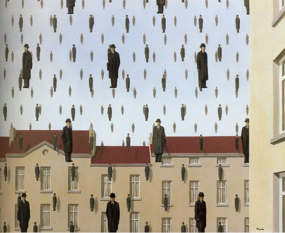 Пять самых необычных полотен с выставки бельгийского художника Рене Магритт в Краснодаре