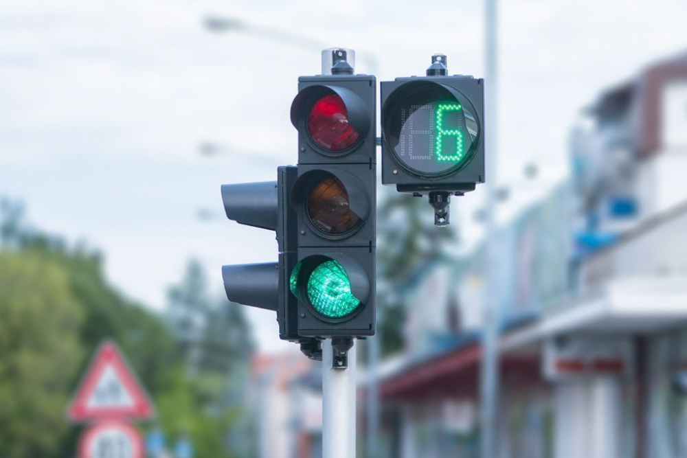 Светофоры в Карасунском округе Краснодара отключат на шесть часов
