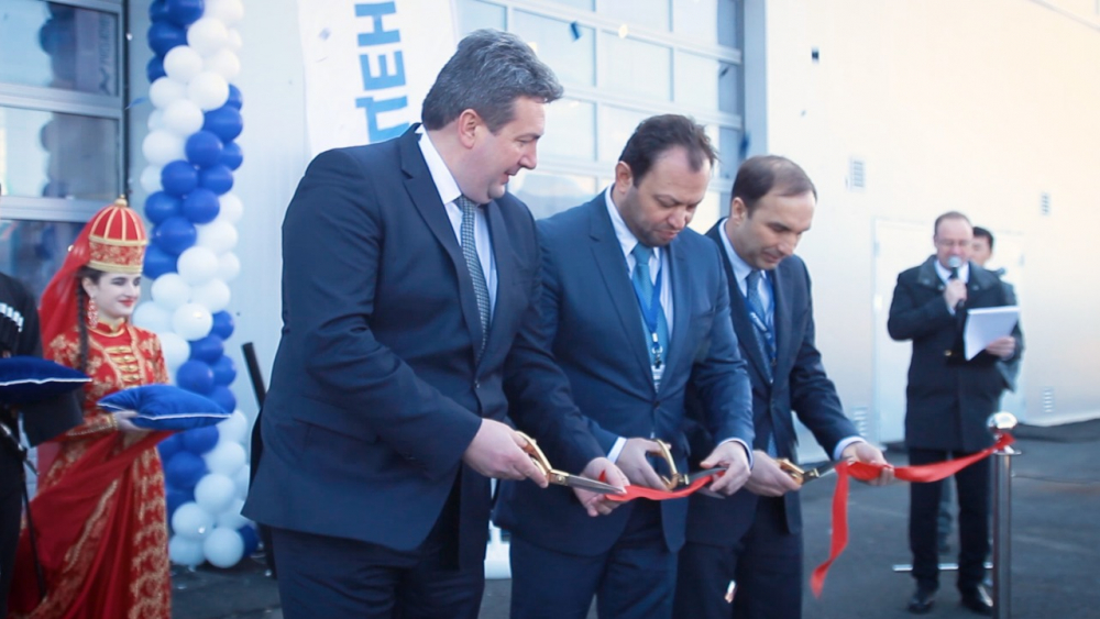 «Юбилейный год»: топовый дилер «КАМАЗ» открыл новый центр под Краснодаром