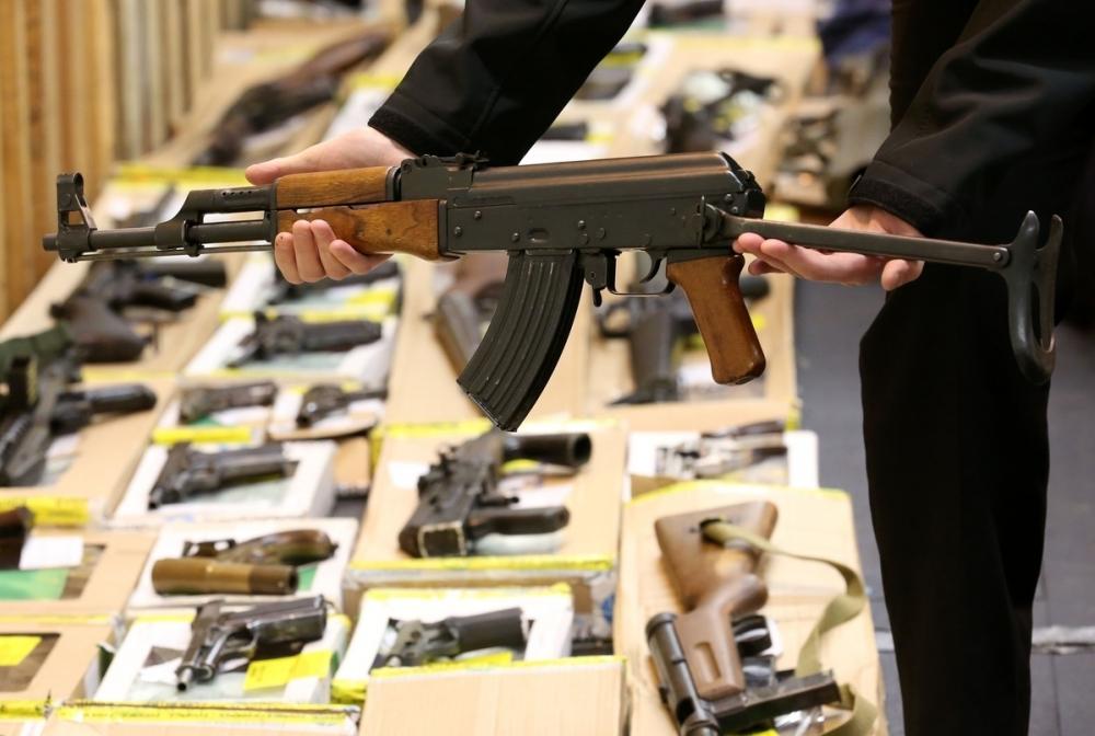 Оружейную мастерскую обнаружили в Краснодаре