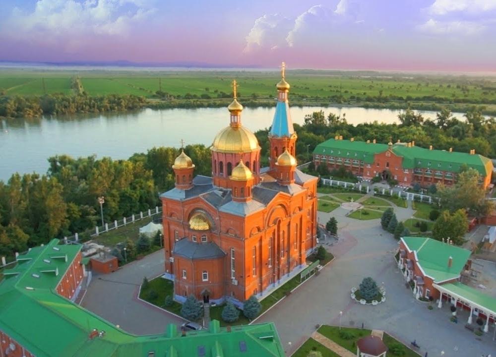 Новый парк могут возвести у храма Рождества Христова в Краснодаре
