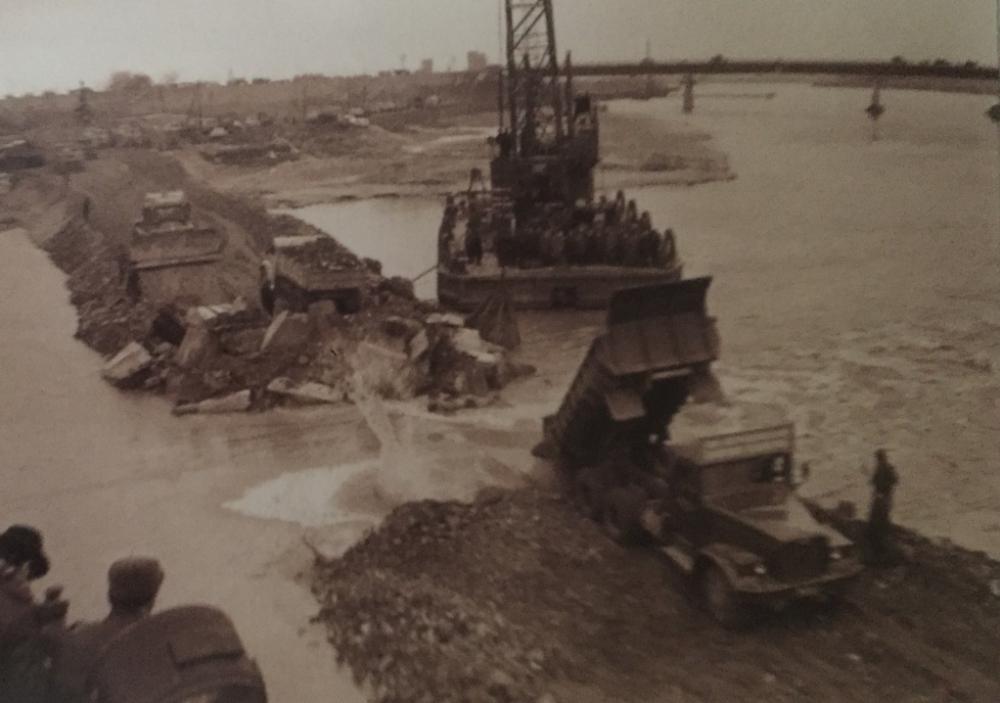 Календарь: 51 год исполняется с начала строительства Краснодарского водохранилища