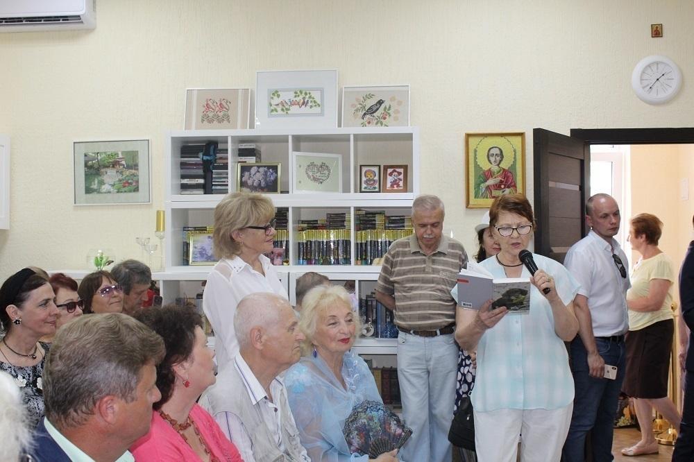 Новый центр досуга для пенсионеров открыли в Краснодаре