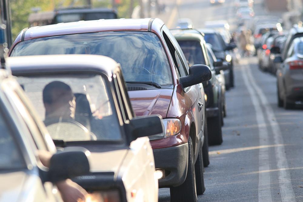 Отказаться от личного авто готовы четверть краснодарцев
