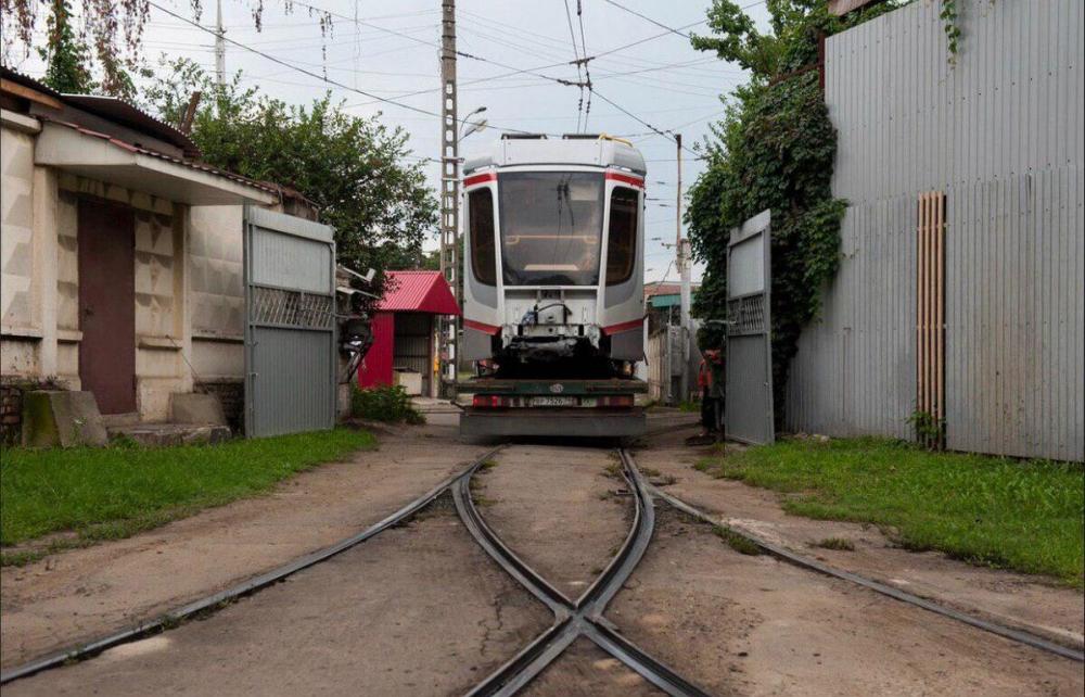 Мэрия рассказала, что будет с первым новым трамваем в Краснодаре