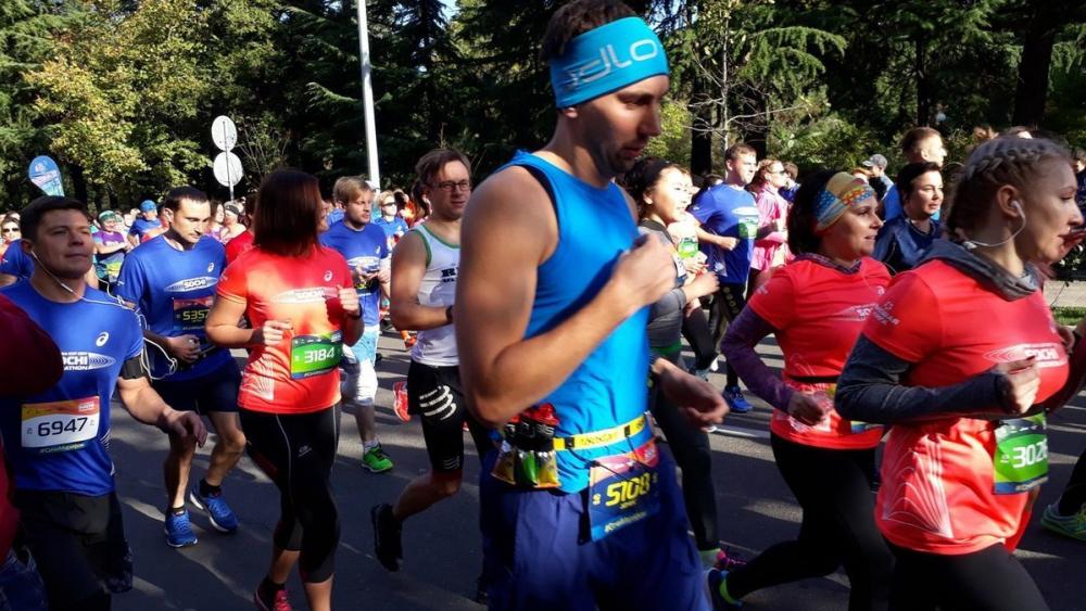 Спортсмены из 20 стран соревновались в Сочи на турнире IRONSTAR