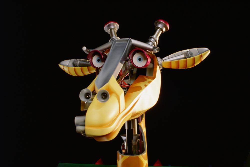Выставка зверей-роботов пройдет в Краснодаре