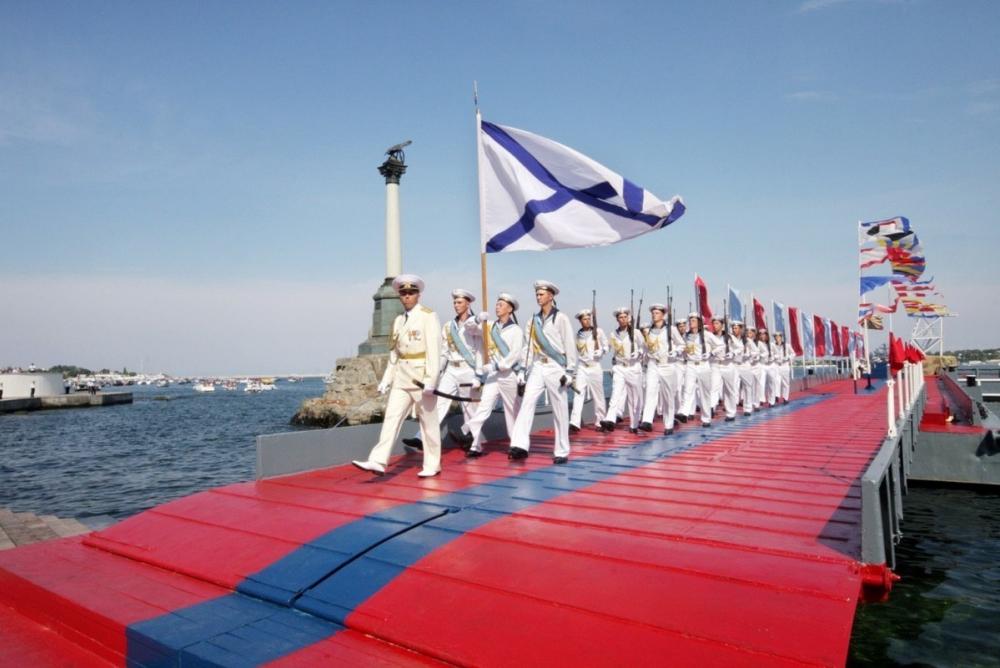 Защищать Сочи во время ЧМ-2018 будет Черноморский флот