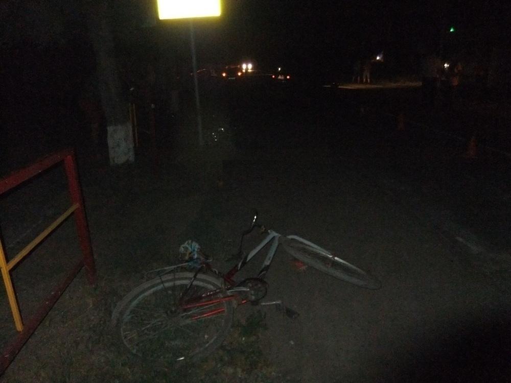 Пьяный байкер без прав насмерть сбил велосипедистку в Краснодарском крае