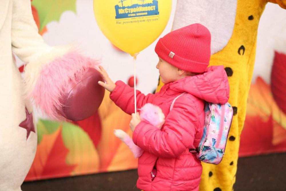 В микрорайоне «Губернском» 390 семей отметили новоселье