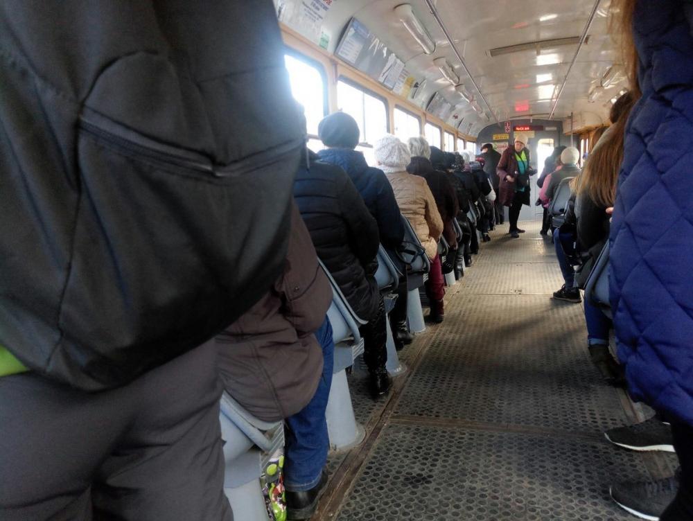 Четыре трамвайных маршрута в Краснодаре изменят движение