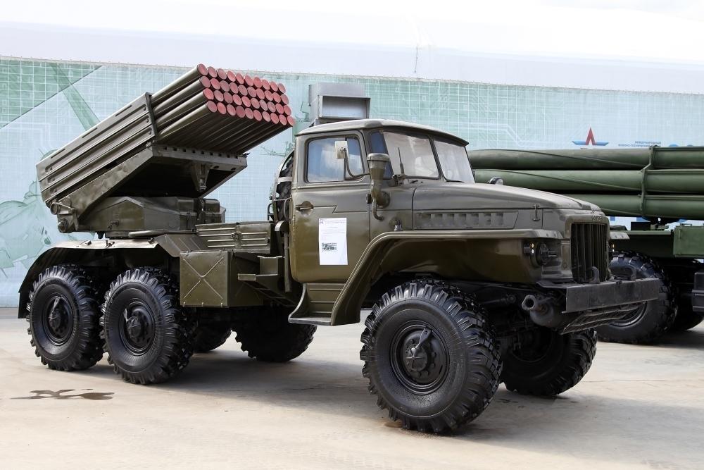 Современную военную технику покажут в Краснодаре