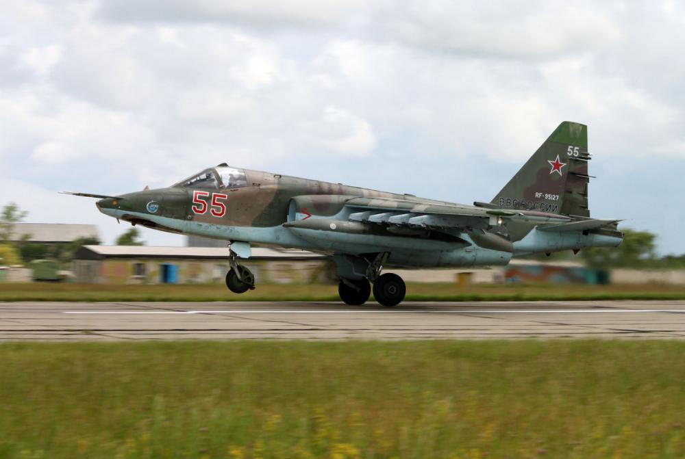 Из Сирии на Кубань вернулись летчики 4-й Краснознаменной армии ВВС