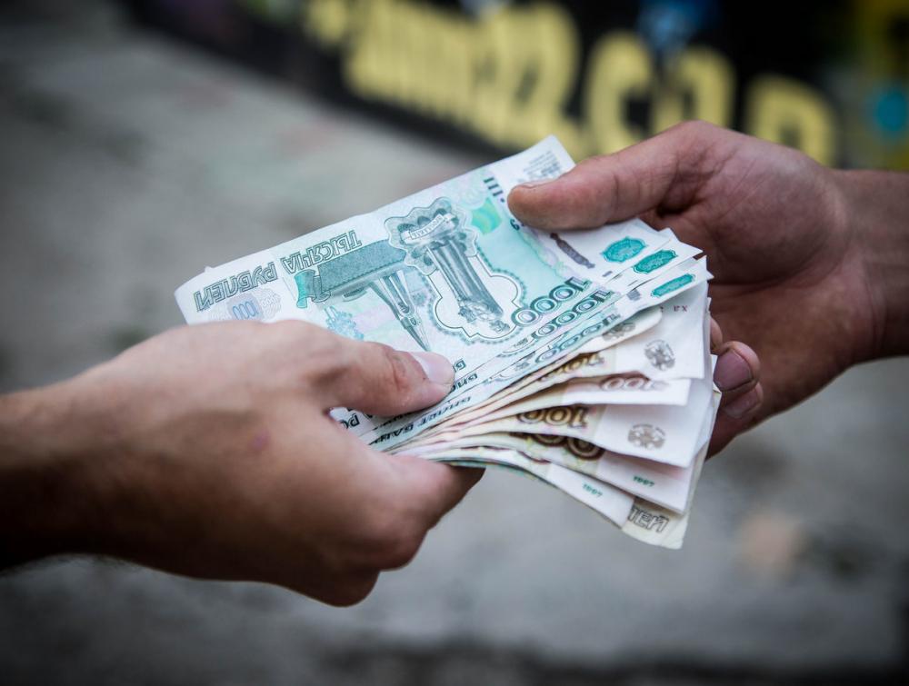 Почти половина краснодарцев согласна на «черную» зарплату