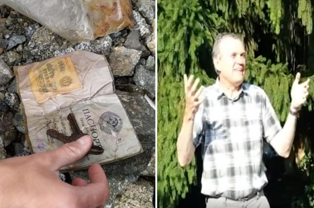 Потерявшего паспорт в горах 40 лет назад краснодарца нашли в США