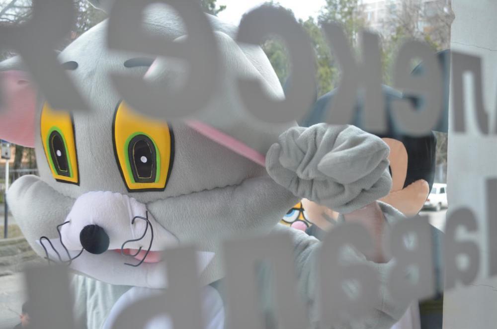 Крысы и собаки пришли поддержать «навальнистов» в Краснодаре