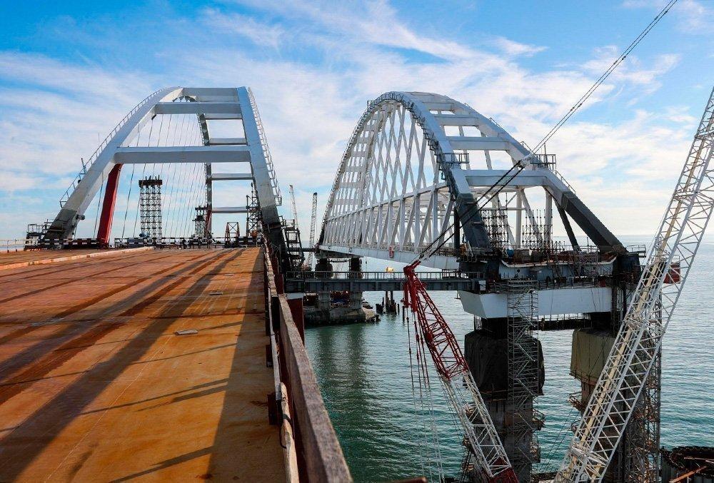 Крымский мост защитили от землетрясений