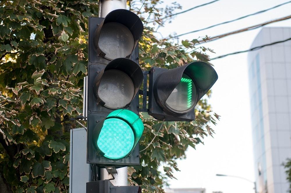 Почти на неделю отключат светофоры на перекрестке в центре Краснодара