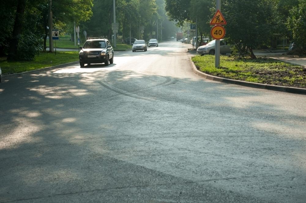 Улицу в микрорайоне Жукова открыли после ремонта в Краснодаре