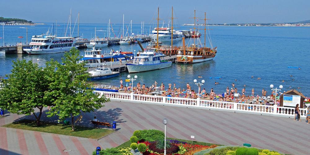 Пассажирский морпорт и яхтгавань построят в Геленджике