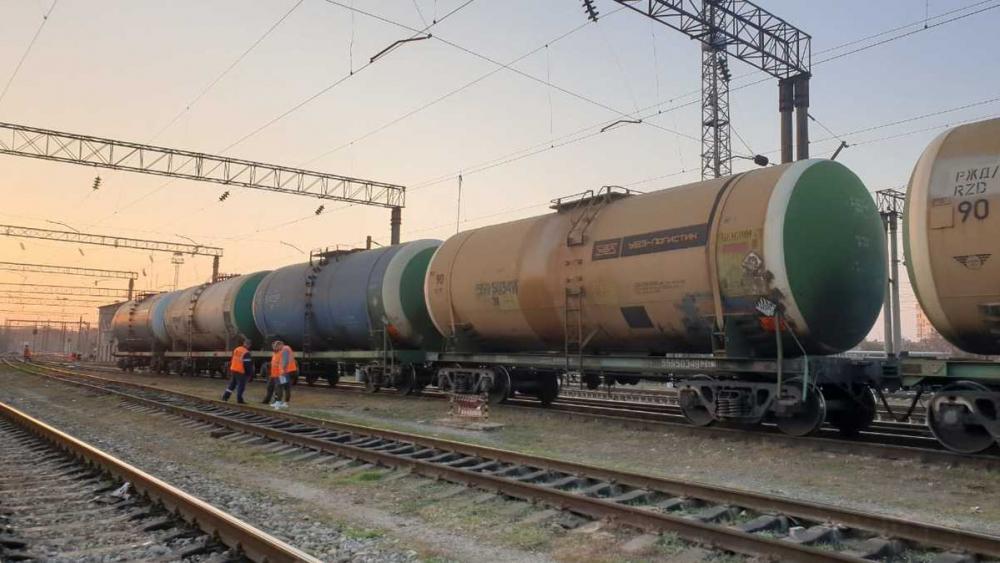 Краснодарский подросток получил смертельный разряд, забравшись на поезд
