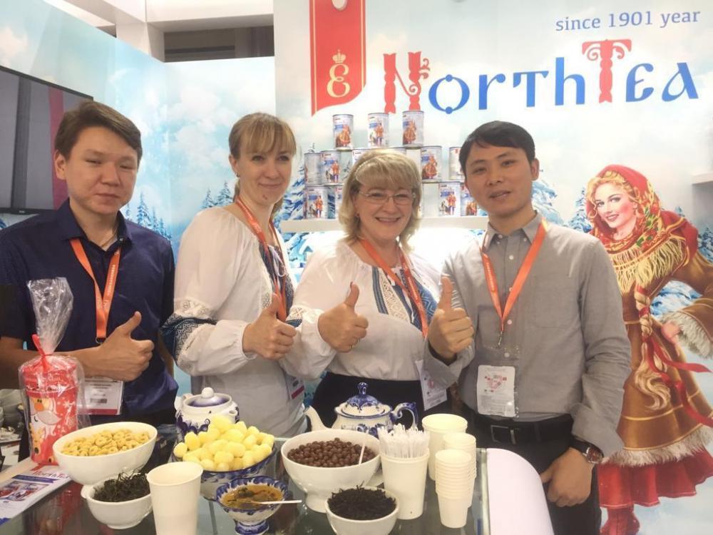 Три золотые медали на международной выставке в Шанхае завоевал «Краснодарский чай ВЕКА»