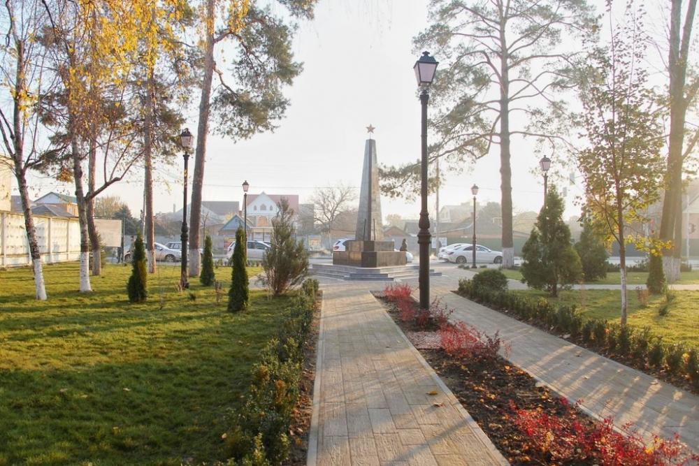 Единственную зеленую зону в Музыкальном микрорайоне Краснодара привели в порядок
