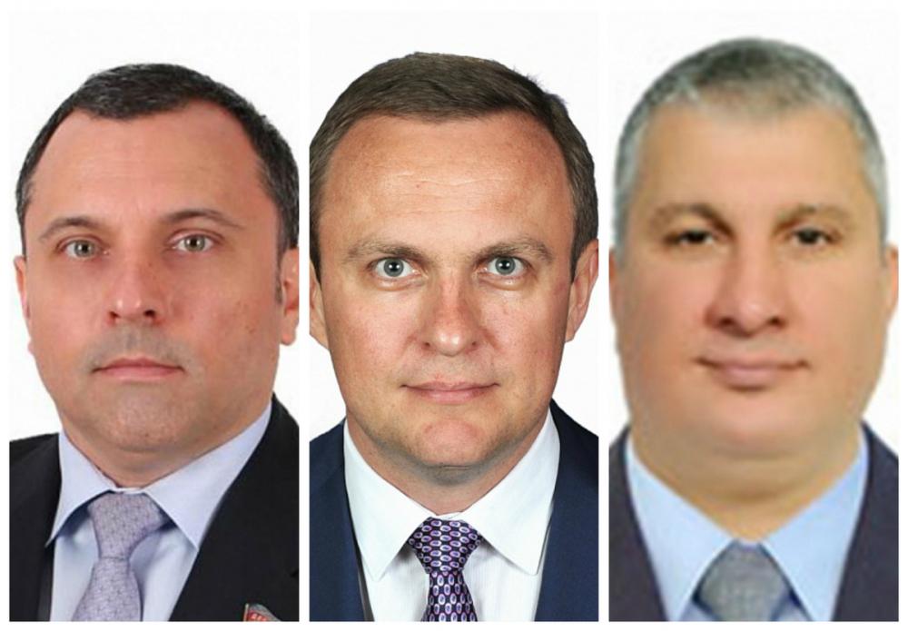 Три депутата ЗСК попали в рейтинг Forbes