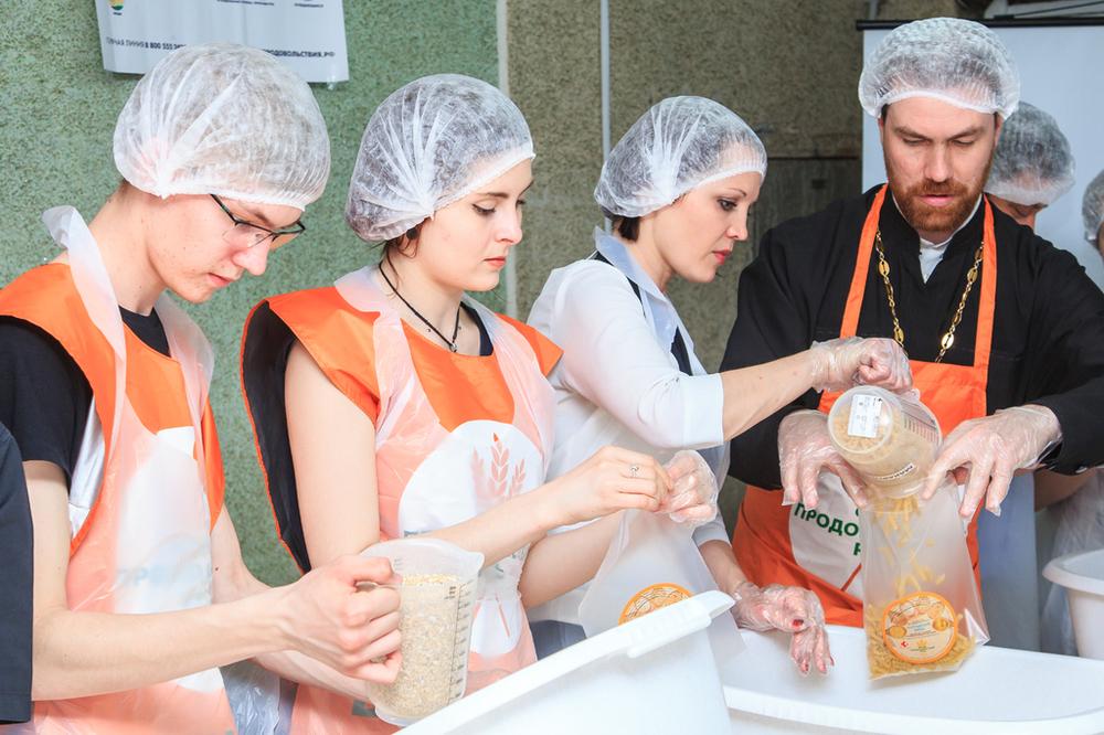 Краснодарских малоимущих семей будут кормить бесплатными обедами