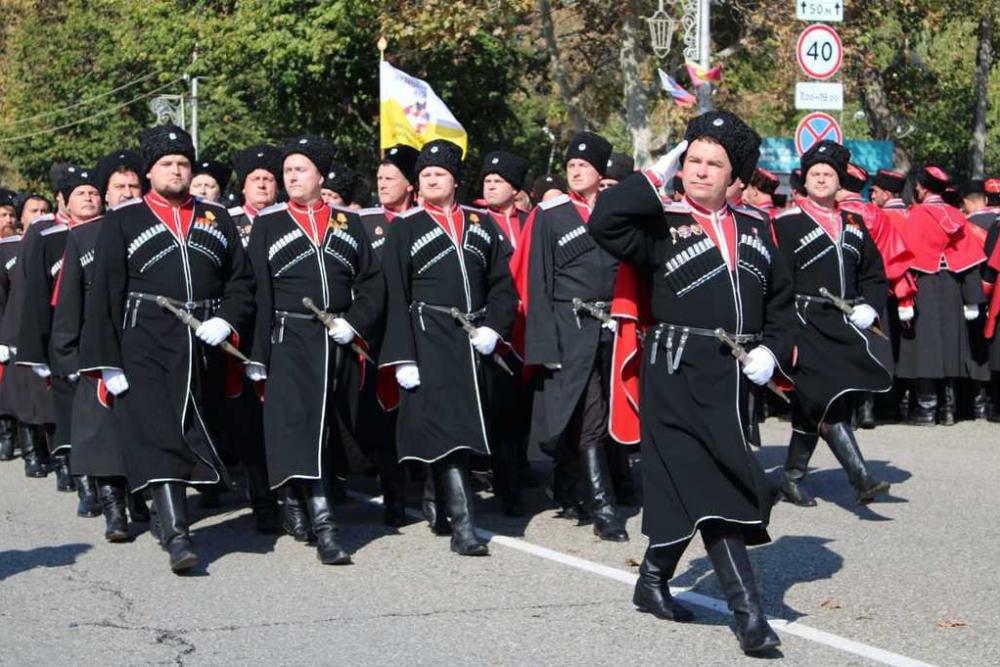 День Кубанского казачества отметили в станице Динской