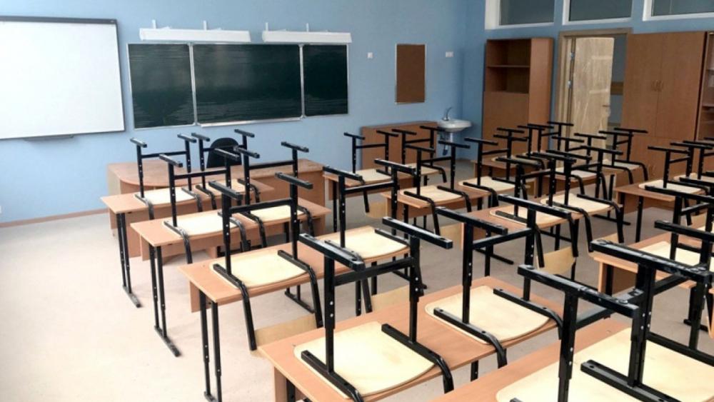 В Краснодаре эвакуировали школу и вызвали экстренные службы