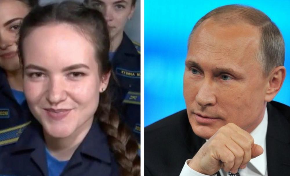 Краснодарские курсантки-летчицы попросили Путина допустить их к штурмовикам