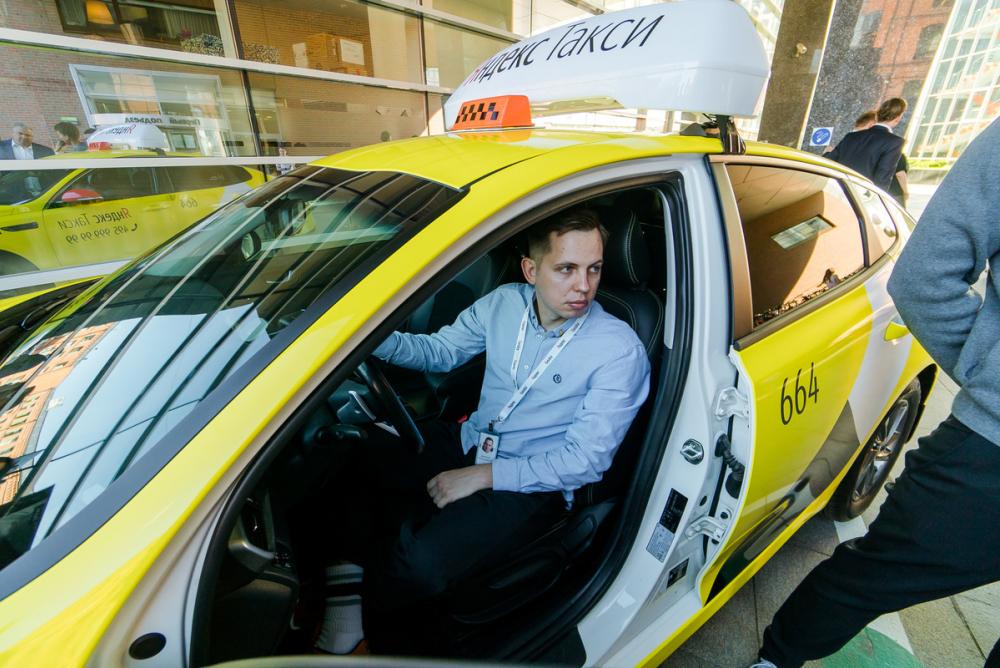 Сервис Яндекс.Такси представил прототип системы электронных путевых листов