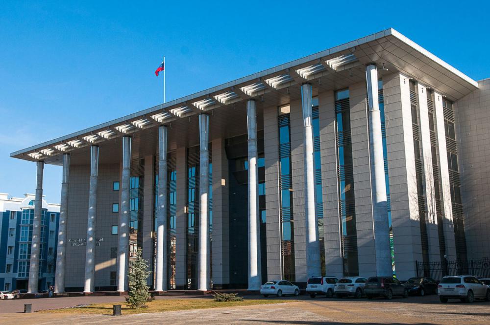 Первую за четверть века смену председателя готовят в Краснодарском краевом суде