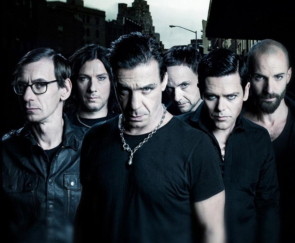 Группу Rammstein пригласили на матч «Краснодара» с «Зенитом»