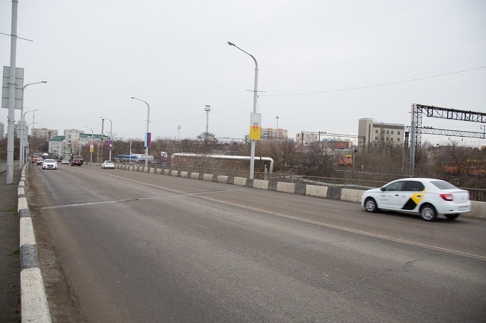 Суворовский путепровод в Краснодаре закроют на ремонт