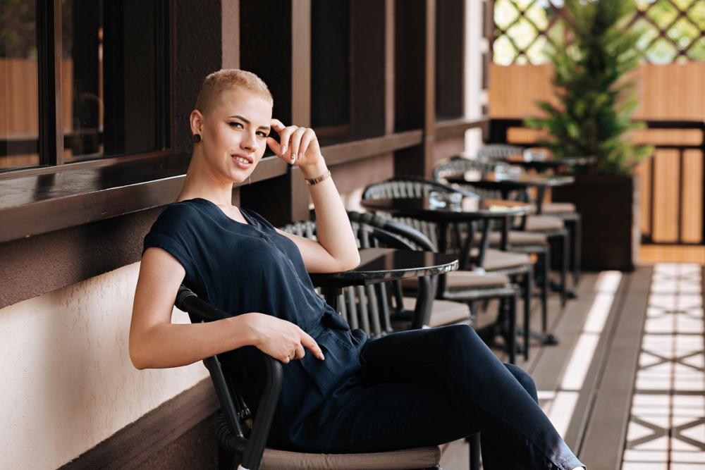 «Красота не зависит от длины волос», - участница «Мисс Блокнот Краснодар-2019», победившая рак