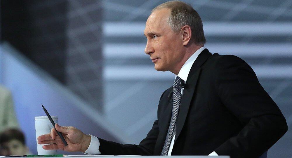 Краснодарцы смогут задать свой вопрос президенту России