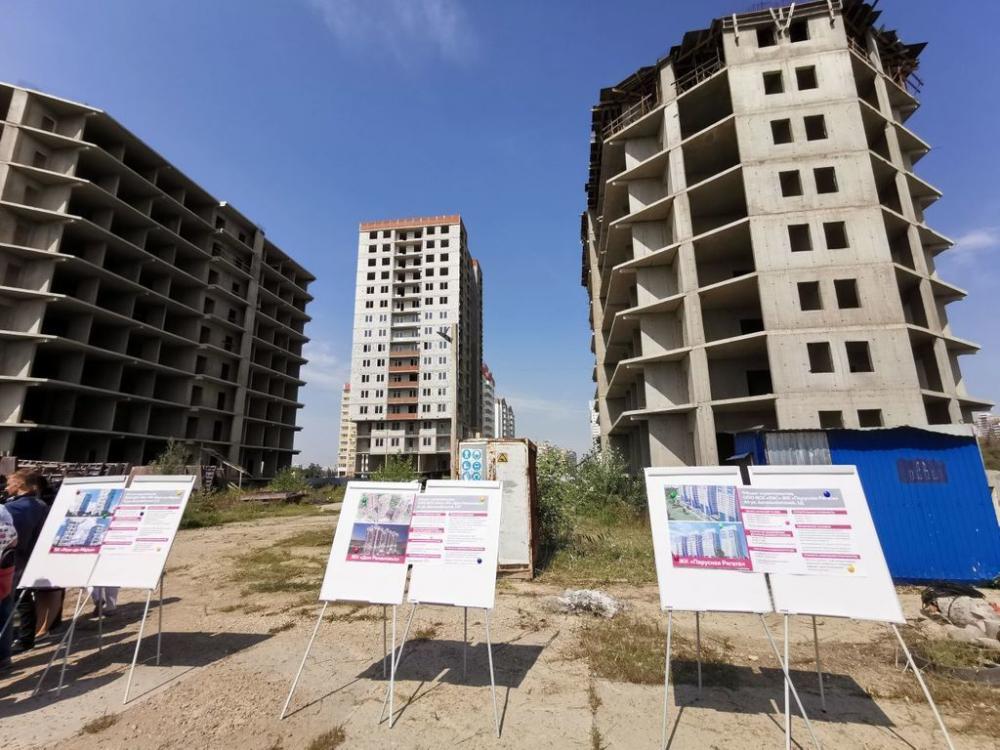 Что стало с долгостроями Краснодара, которые хотят спасти