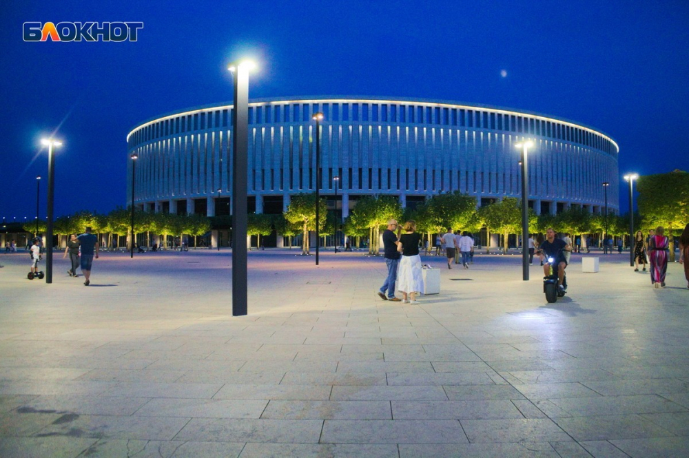 Новую очередь парка Галицкого обсуждают краснодарцы