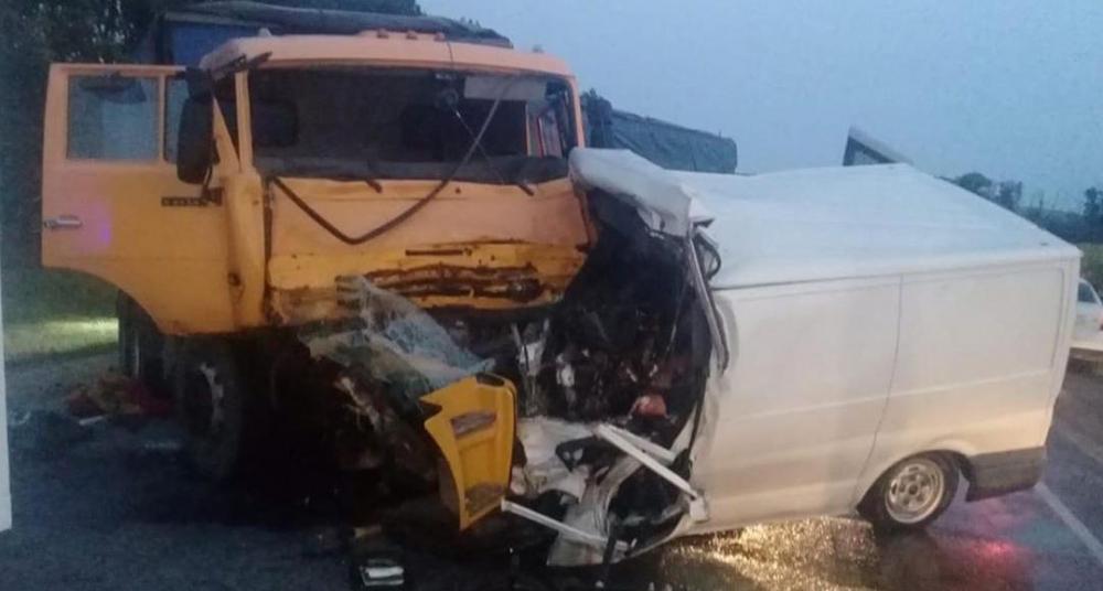 Авария с летальным исходом произошло на Кубани