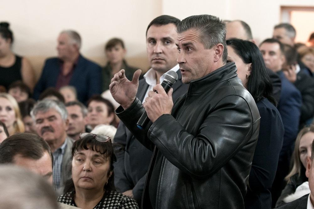 Поселковые советы организуют в Прикубанском округе Краснодара