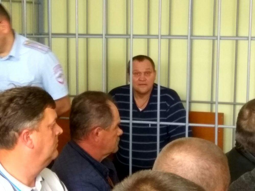 Суд может отправить из СИЗО под домашний арест подозреваемого в мошенничестве организатора несостоявшегося «Тракторного марша» на Кубани