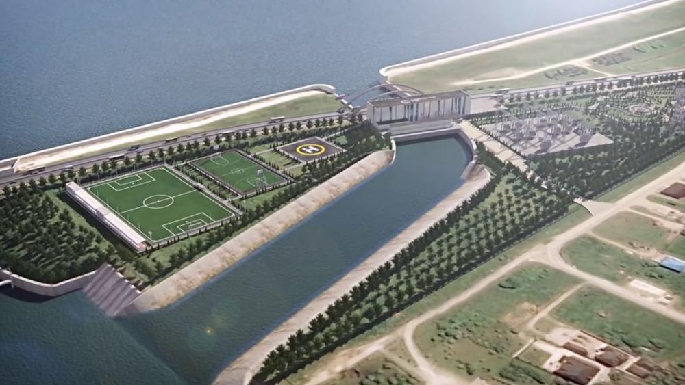 ГЭС на Краснодарском водохранилище не будет, договор с инвестором расторгли