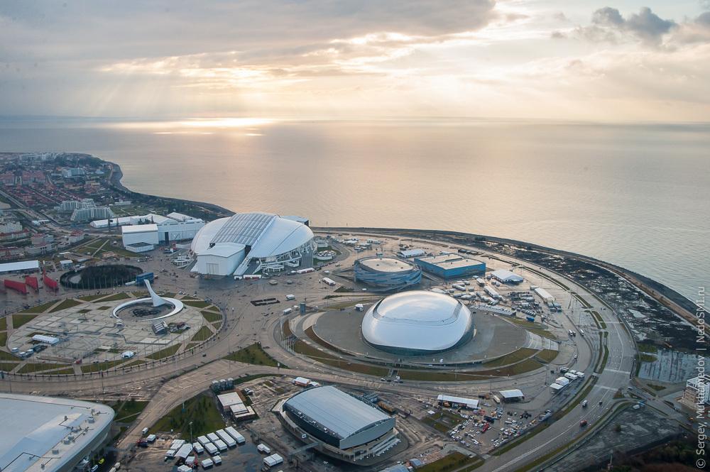Олимпийскому парку в Сочи грозит запустение