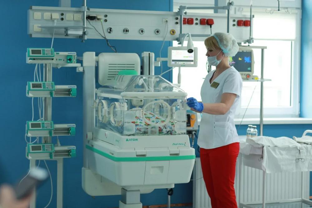 Детские поликлиники Кубани получат большую партию медоборудования