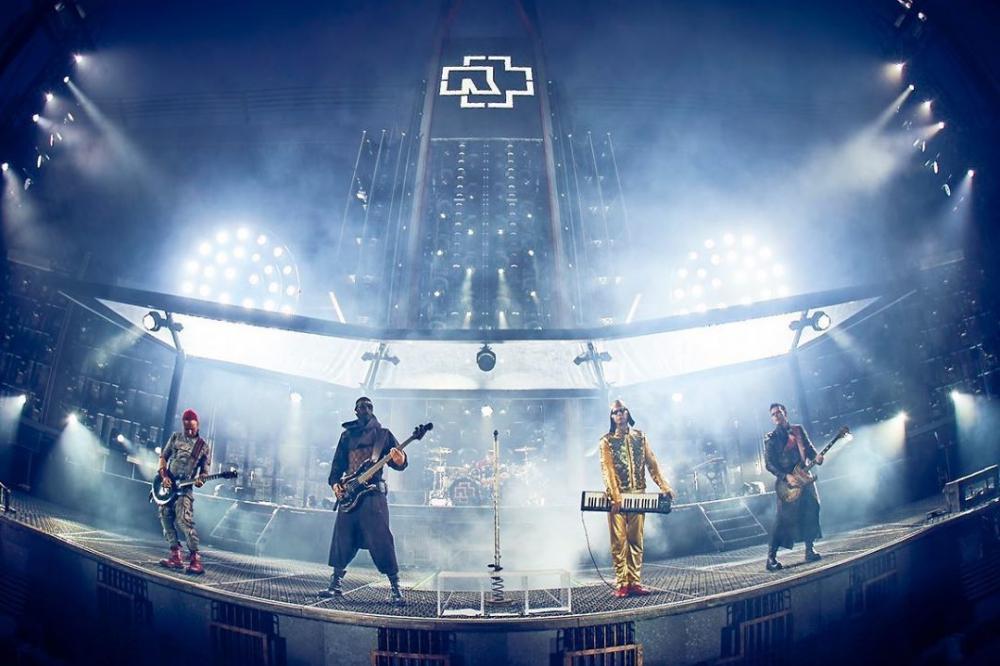 Солист Rammstein приедет в Краснодар с новым альбомом