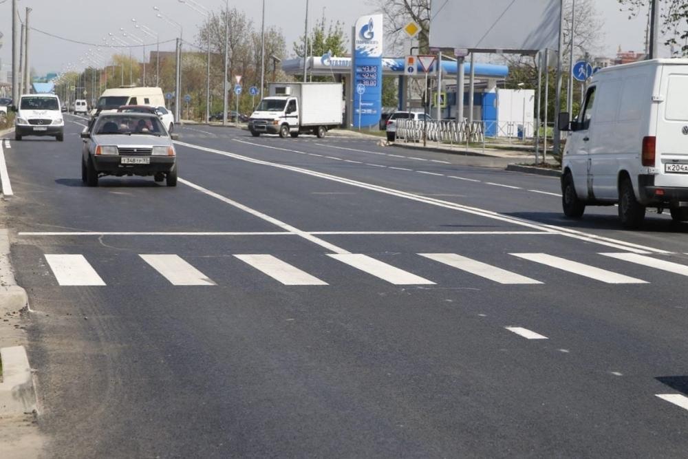 Вместо светофора аварийный перекресток Краснодара получит новую разметку