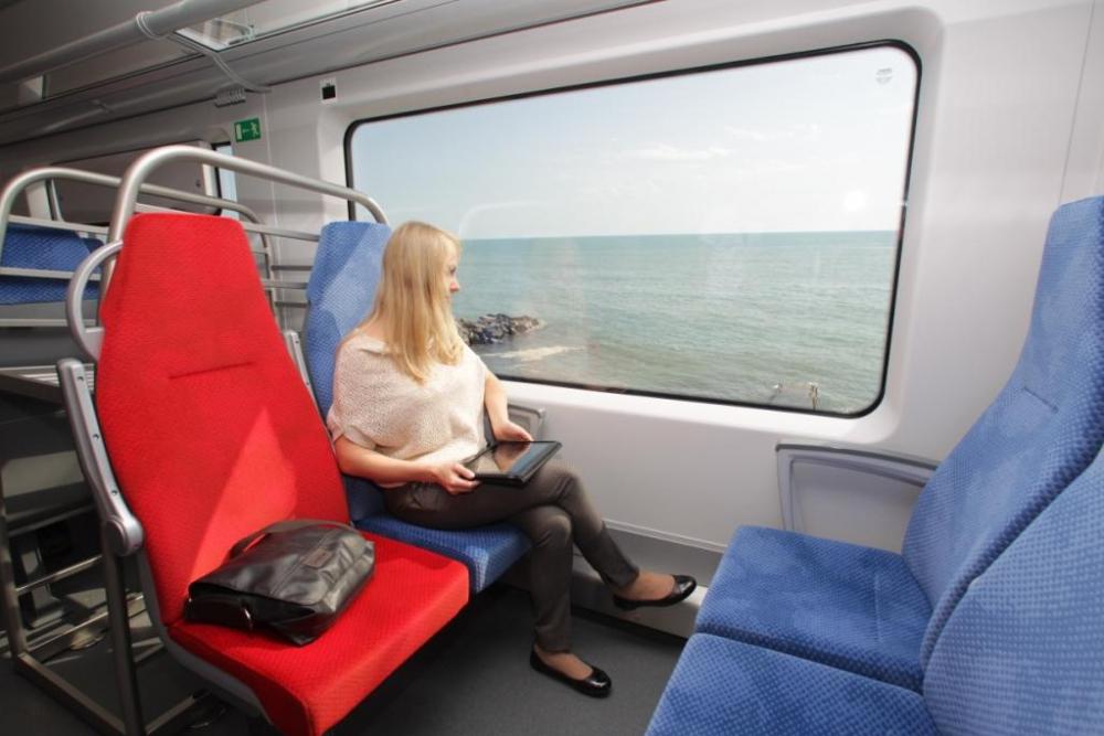 12 поездов «Ласточка» отменят в Сочи